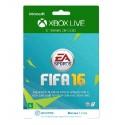 TARJETA XBOX LIVE 12 MESES GOLD FIFA 16