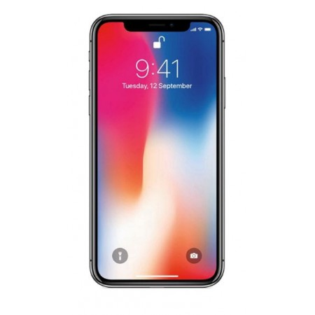 CELULAR APPLE IPHONE X 64GB SPACE GRAY 1901