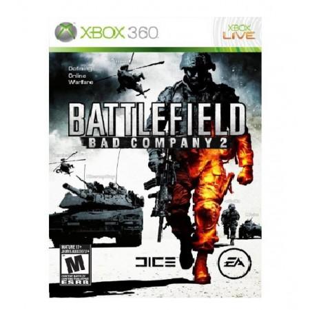 JOGO BATTLEFIELD BAD COMPANY 2 XBOX 360