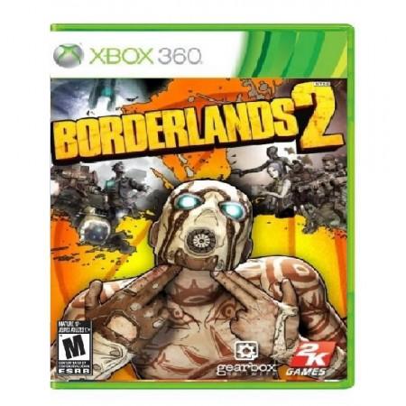 JOGO BORDERLANDS 2 XBOX 360