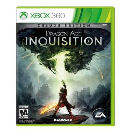 JOGO DRAGON AGE INQUISITION DELUXE EDITION XBOX 360