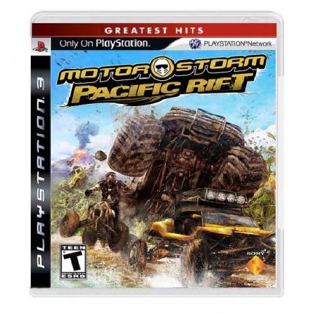 JOGO MOTORSTORM PACIFIC RIFT PS3