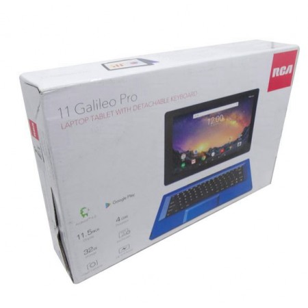 TABLET RCA RCT-6513 32GB    11.5 - AZUL