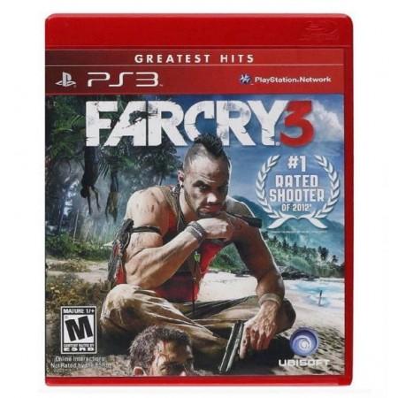 JOGO FAR CRY 3 PS3