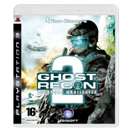 JOGO GHOST RECON ADVANCED WARFIGHTER 2 PS3