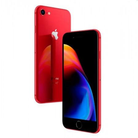 CELULAR APPLE IPHONE 8 A1905 256GB VERMELHO