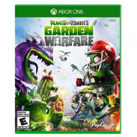 JOGO PLANTS VS ZOMBIES GARDEN WARFARE XBOX ONE