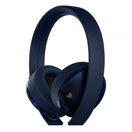 HEADSET SONY GOLD 500 MILLION LIMITED EDITION WIRELESS PS4