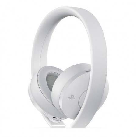 HEADSET SONY NEW GOLD WIRELLES CUHYA-0080 PS4 - BRANCO