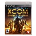 JOGO XCOM ENEMY WITHIN PS3