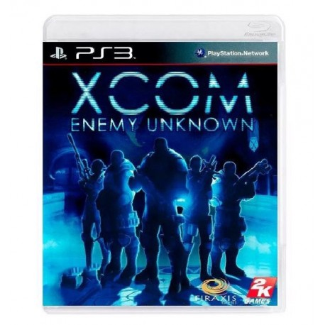 JOGO XCOM ENEMY UNKNOWN PS3
