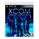 JOGO XCOM ENEMY UNKNOWN PS3