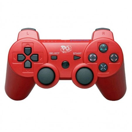 CONTROLE DUALSHOCK 3 PLAY GAME VERMELHO PS3