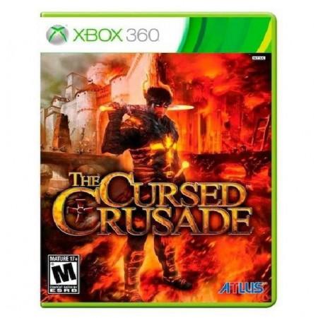 JOGO THE CURSED CRUSADE  XBOX 360
