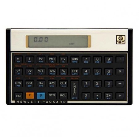CALCULADORA FINANCEIRA HP 12C PORTUGUES