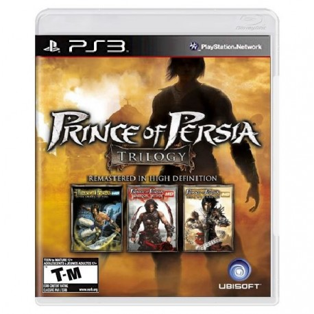 JOGO PRINCE OF PERSIA TRILOGY PS3