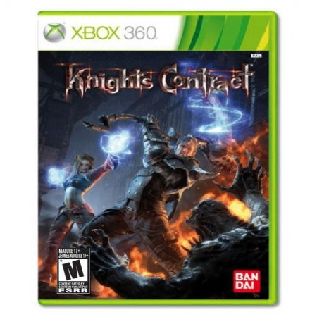 JOGO KNIGHTS CONTRACT XBOX 360
