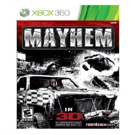 JOGO MAYHEM XBOX 360