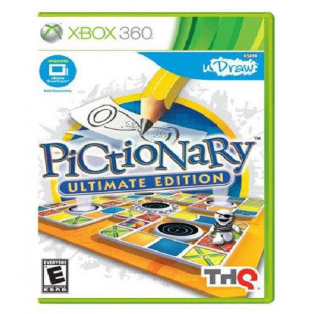 JOGO PICTIONARY ULTIMATE EDITION XBOX 360