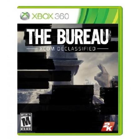 JOGO THE BUREAU XCOM DECLASSIFIED XBOX 360