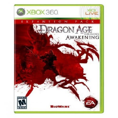 JOGO DRAGON AGE ORIGINS AWAKENINGS XBOX 360
