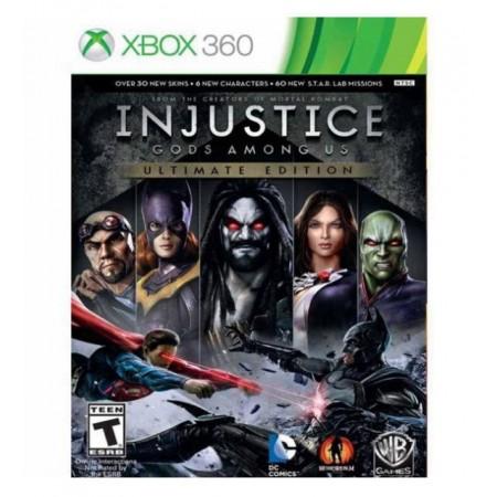 JOGO INJUSTICE GODS AMONG US ULTIMATE EDITION XBOX 360