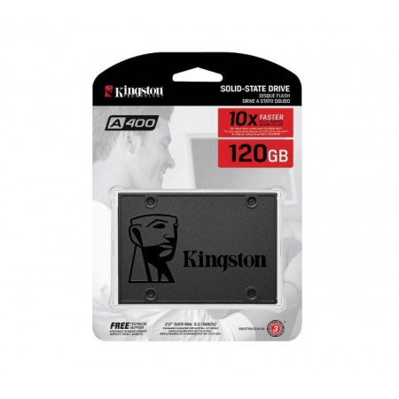 HD SSD 120 GB KINGSTON SA400S37