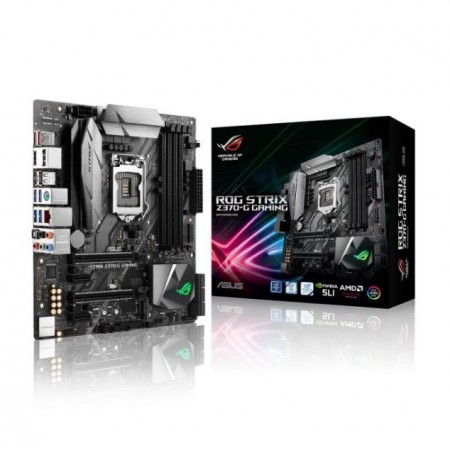 PLACA MAE ASUS (1151) STRIX Z370-G GAMING