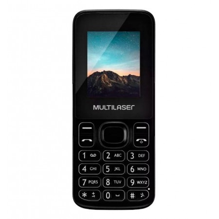 CELULAR MULTILASER P9032SA BLACK