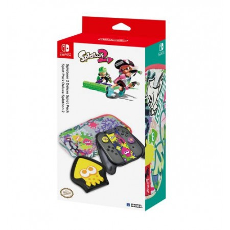 NINTENDO SWITCH KIT SPLAT PACK SPLATOON2 049U