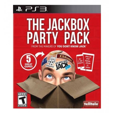 JOGO THE JACKBOX PARTY PACK PS3