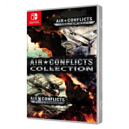 JOGO AIR CONFLICTS COLLECTION NINTENDO SWITCH