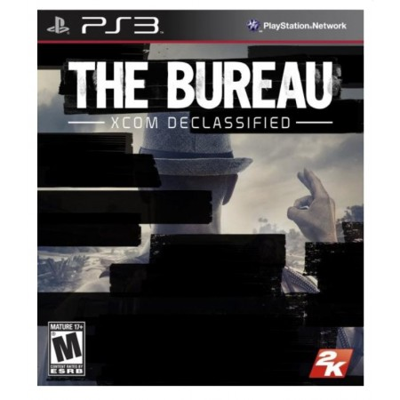 JOGO THE BUREAU XCOM DECLASSIFIED PS3