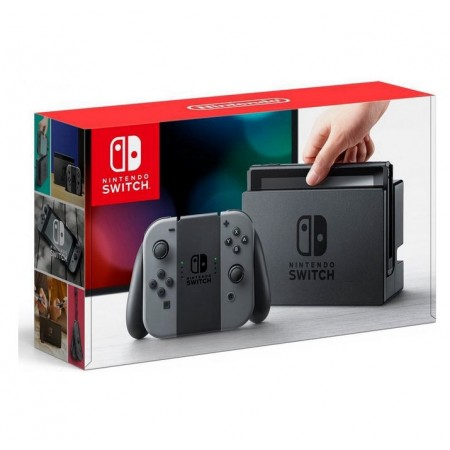 CONSOLE NINTENDO SWITCH 32GB GRAY USA