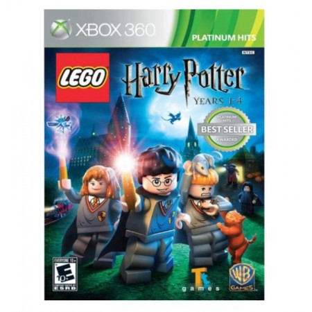 JOGO LEGO HARRY POTTER 1-4 YEARS XBOX 360