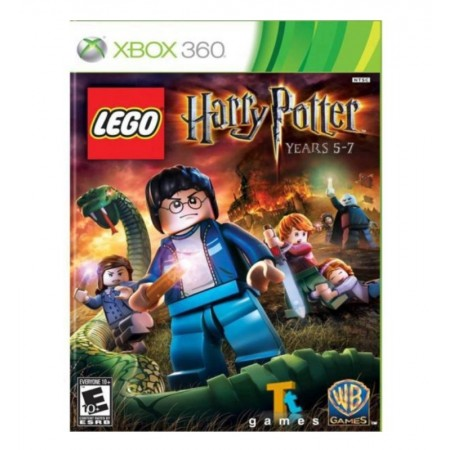 JOGO LEGO HARRY POTTER 5-7 YEARS XBOX 360