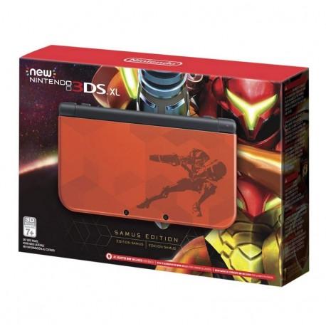 CONSOLE NINTENDO NEW 3DS XL SAMUS EDITION