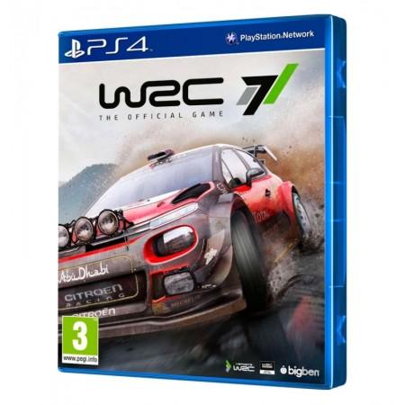 JOGO WRC 7 FIA WORLD RALLY CHAMPIONSHIP PS4