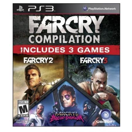 JOGO FAR CRY COMPILATION PS3