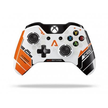 CONTROLE XBOX ONE SEM FIO TITANFALL SPECIAL EDITION