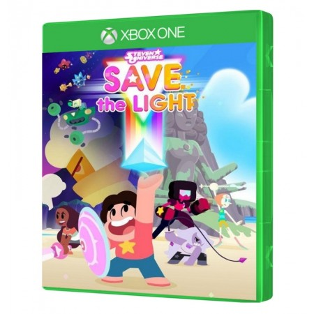 JOGO STEVEN UNIVERSE SAVE THE LIGHT XBOX ONE
