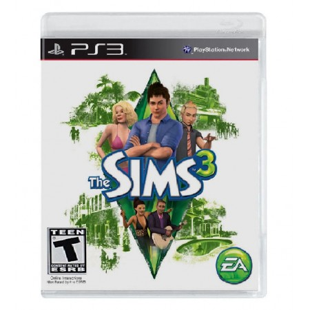 JOGO THE SIMS 3 PS3