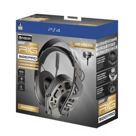HEADSET NACON RIG LIMITED EDITION PS4