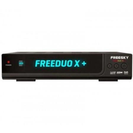 RECEPTOR FREESKY FREEDOU X ++