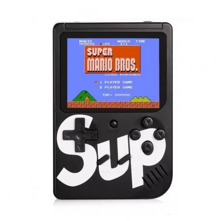 CONSOLE SUP GAME BOX RETRO 400 IN 1 PRETO