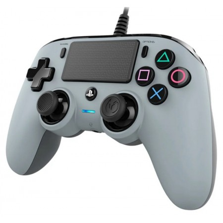CONTROLE PRO NACON WIRED GRAY PARA PS4 - (360776)