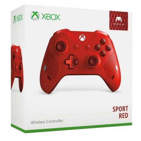 CONTROL SPORT RED PARA XBOX ONE - (00126)