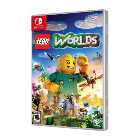 JOGO LEGO WORLDS SWITCH