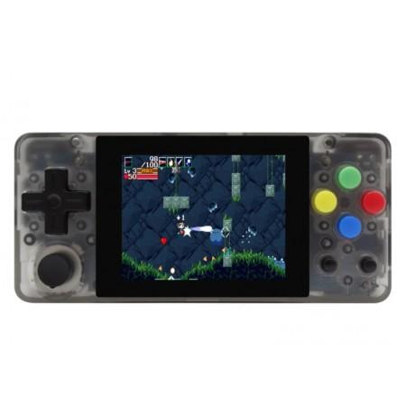 CONSOLE SUPER MINI LDK GAME RETRO 64BIT OS / ARCADE / GBA / FC / SFC / SEGA - PRETO