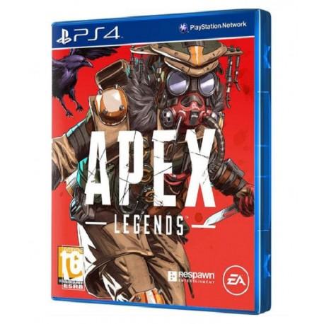JOGO APEX LEGENDS BLOODHOUND EDITION PS4